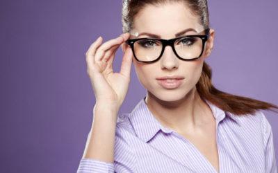 Come truccarsi con gli occhiali
