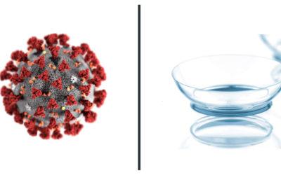 Utilizzo Lenti a Contatto e Coronavirus