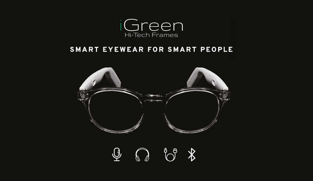 iGreen Smart Eyewear
